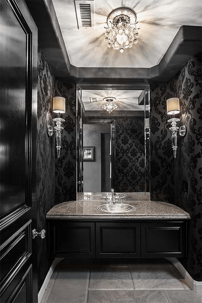 15 идей для черной ванной комнаты_vertaki_10
