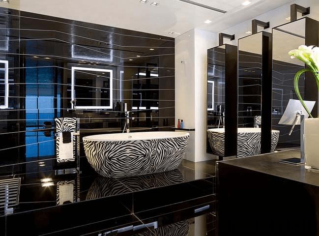 15 идей для черной ванной комнаты_vertaki_3