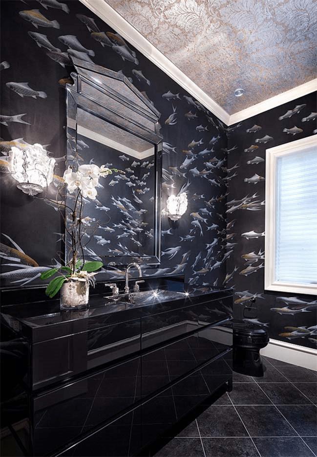 15 идей для черной ванной комнаты_vertaki_5