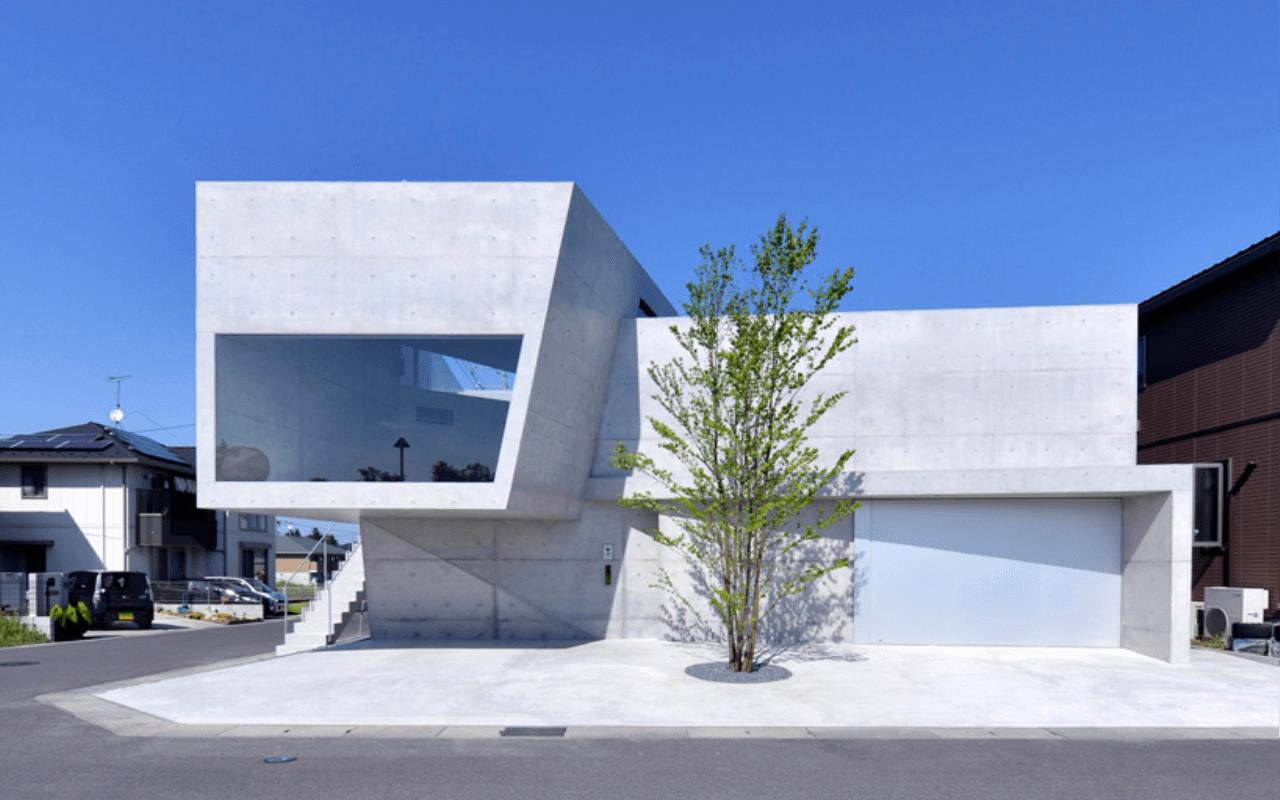 Дом из стекла и бетона_vertaki_1