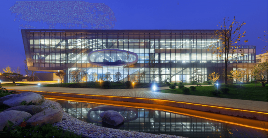 Aecom_Envision Energy Headquarters