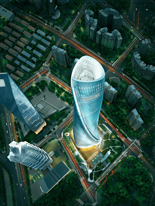 Gensler_Shanghai Tower