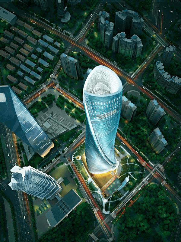 Gensler_Shanghai Tower