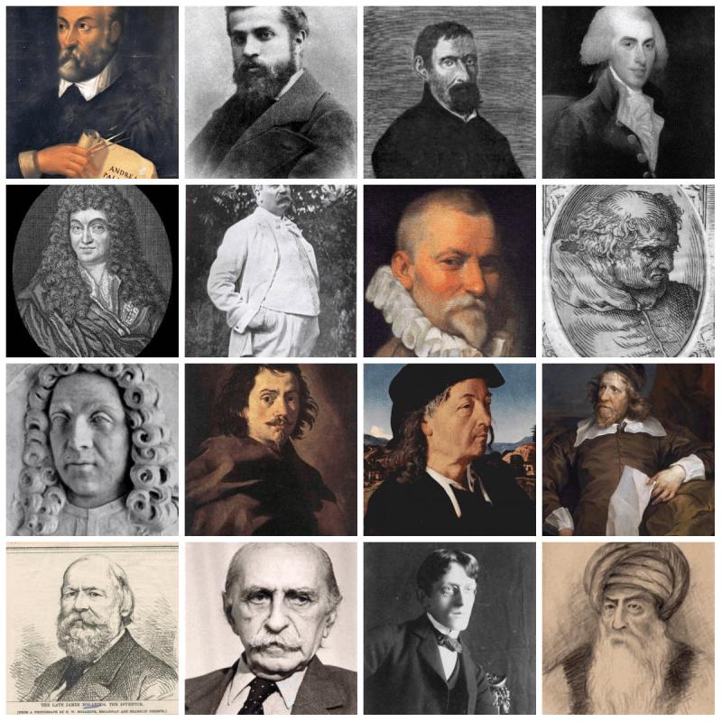 Изучайте личности и творчество великих архитекторов прошлого