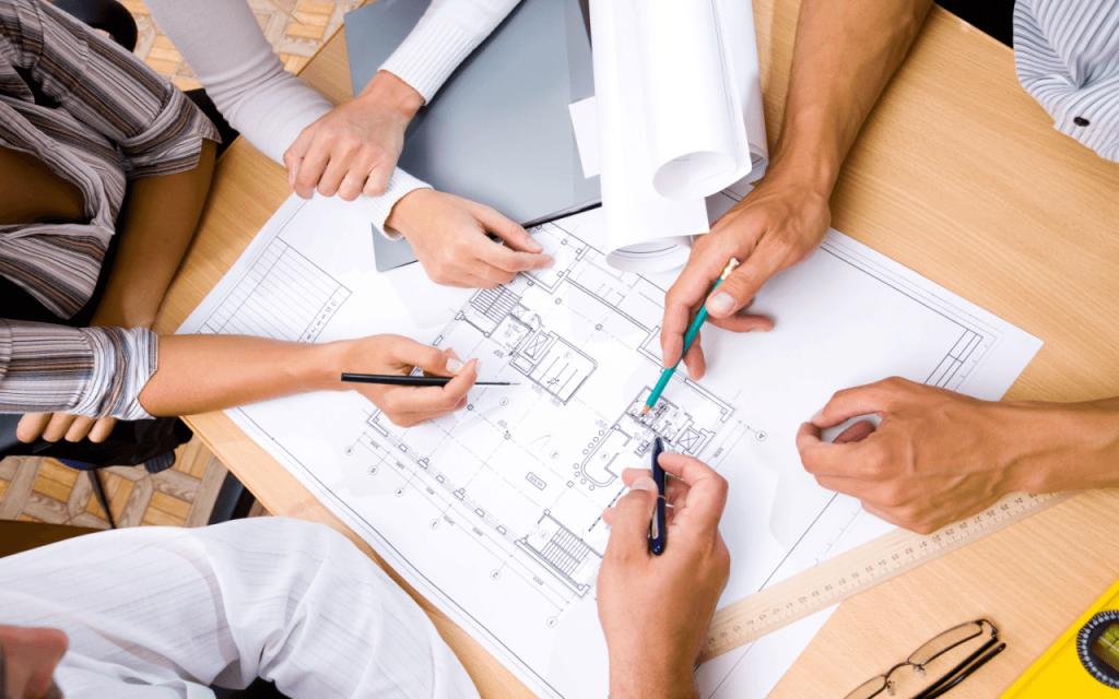 Каждый архитектор проходит через стажировку