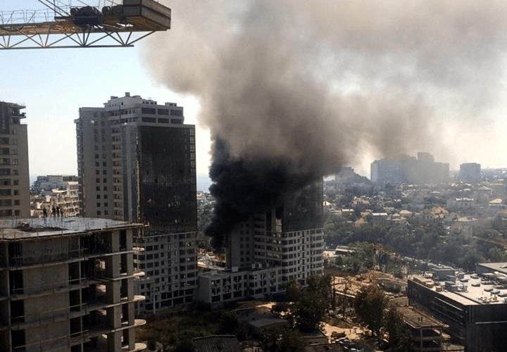 ИГАСК собирает комиссию по пожару в Одессе_2