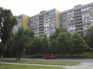 Самострой в Днепропетровске, улица Дмитрия Кедрина, 47