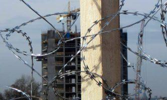 Строительство на Никольско-Слободской остановлено