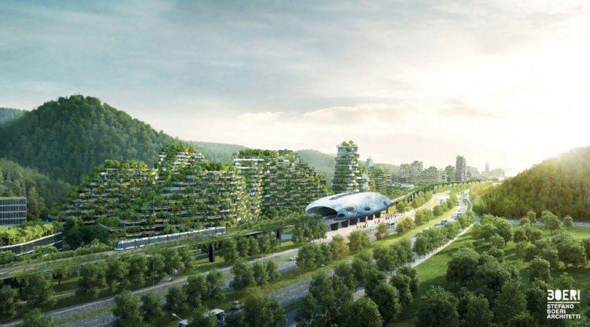 Forest City в Лючжоу
