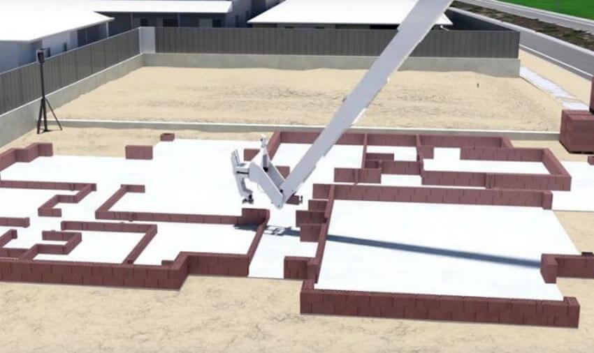 Caterpillar инвестирует в проект робота-строителя