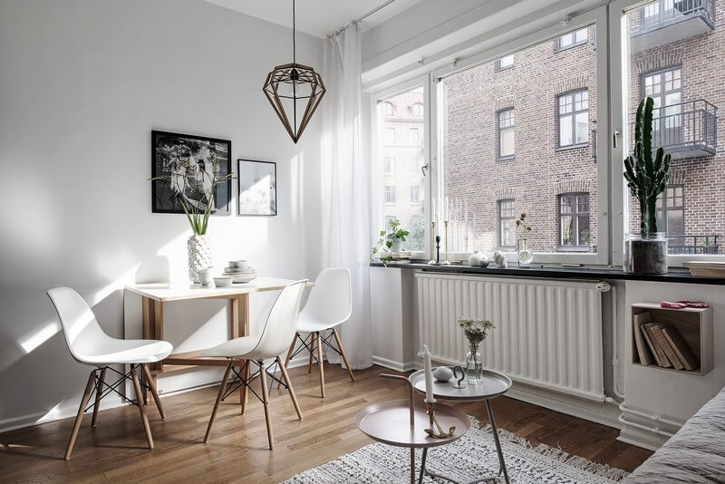 Апартаменты в Швеции