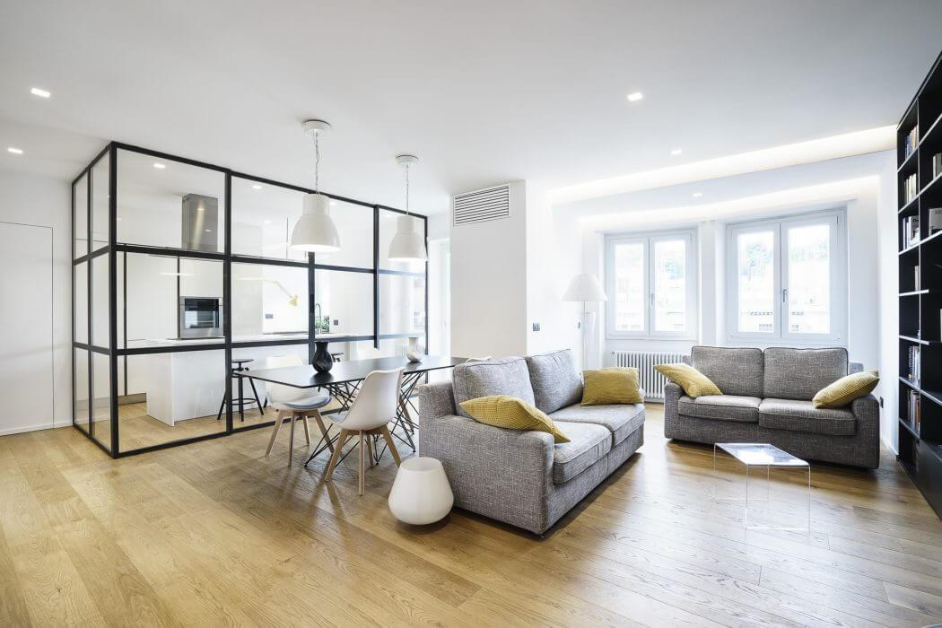 Grid Apartment в Риме