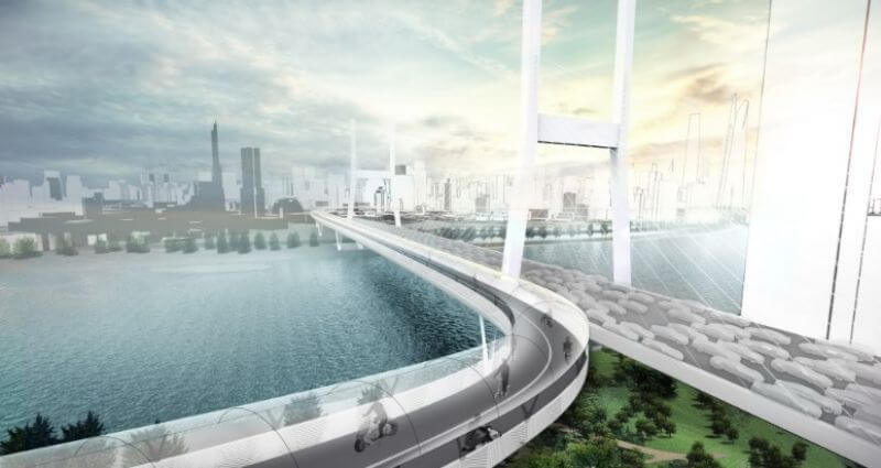 Концепция дорог для легкого транспорта от BMW Group