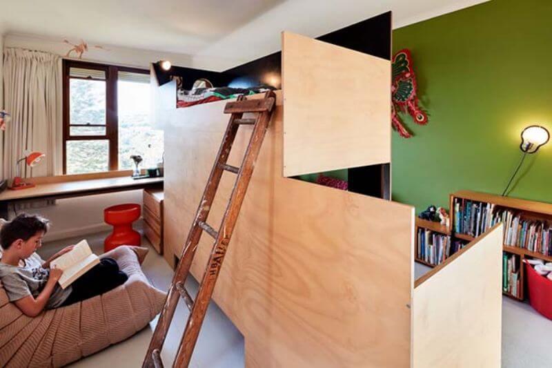 Две комнаты для разнополых детей