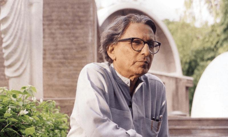 Балкришна Доши архитектор лауреат Притцкеровской премии 2018