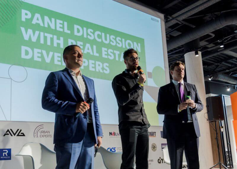 Украинские девелоперы формируют рынок архитектурных проектов