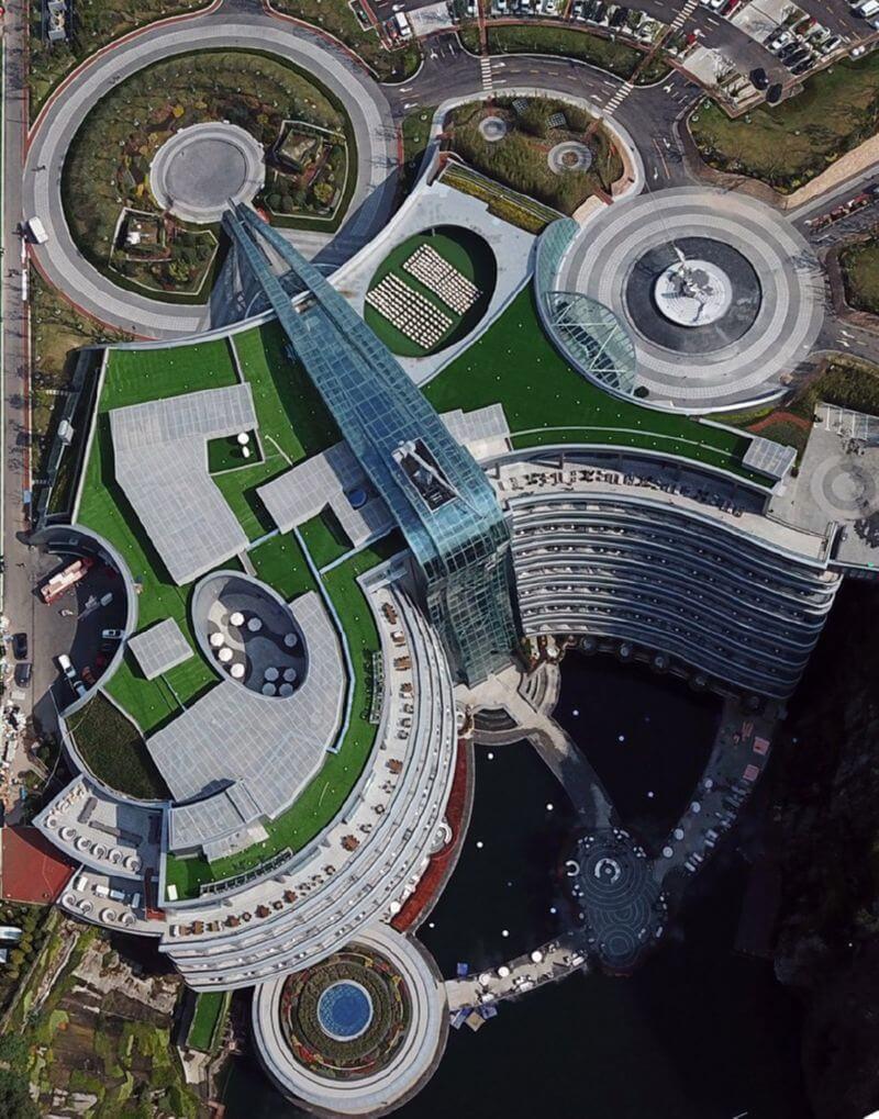Шимао Отель в Китае