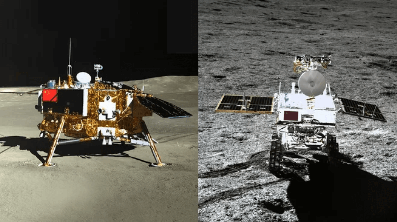 Китай планирует строить лунную базу