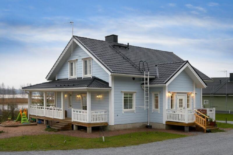 Ввод в эксплуатацию частного дома