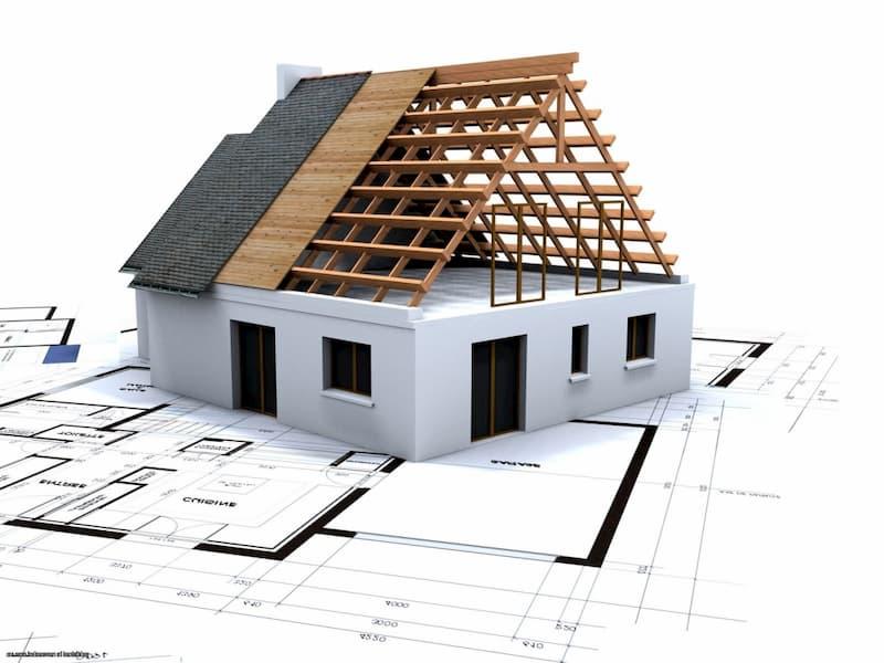 Строительство частного дома