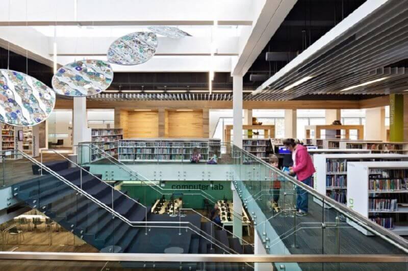 Библиотека Лоуренса