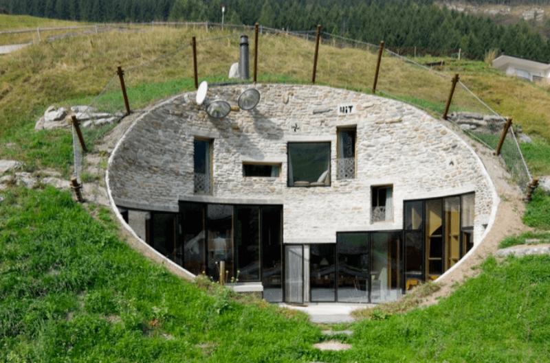 8 скрытых домов