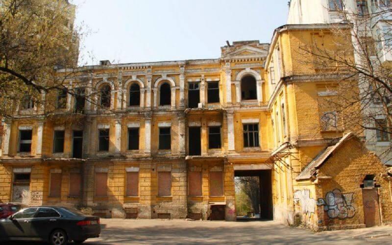 ТОП - 10 заброшенные здания. Памятники архитектуры